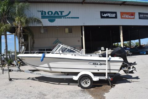 2004 SEA BOSS 18 DC