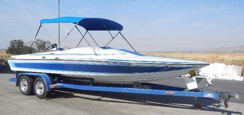 1985 Hallett Boats 20 SS