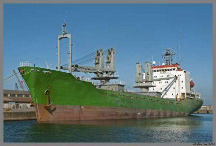 1989 CARGO VESSEL Singledecker Cargo Vessel
