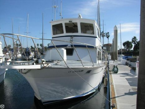 1972 Luhrs 38 Flybridge Sedan 1972 Luhrs 38 Flybridge Sedan for sale in Coronado, CA
