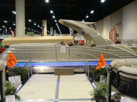 2015 Bennington 2575 QCW IO Sport Arch