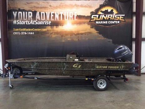 2017 G3 Boats Gator Tough 17 SC