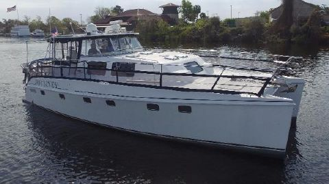2003 Endeavour Trawler Cat 44 2003 TrawlerCat 44
