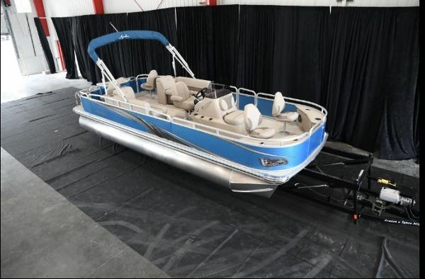 Fishing Pontoon Boats For Sale >> New 2019 Avalon Gs 2585 Center Console Fish Pontoon Harrodsburg Ky