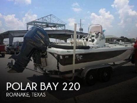 2008 Polar Boats Bay 220 2008 Polar Bay 220 for sale in Roanake, TX