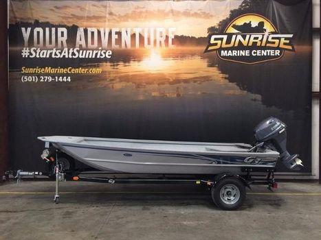 2017 G3 Boats Gator Tough 15 DLX