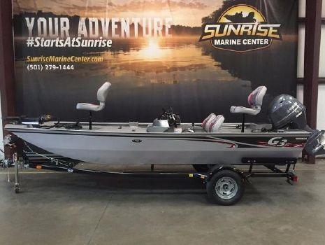 2017 G3 Boats Eagle 176
