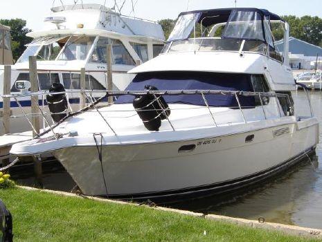 2000 Carver 374 Voyager