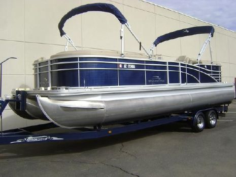 2013 Bennington 2550 RSR