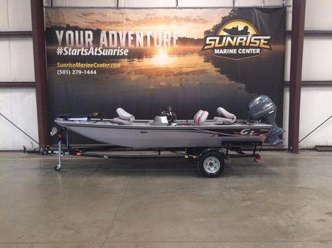 2017 G3 Boats Eagle 166