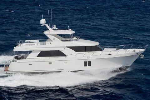 2014 Ocean Alexander 72 Pilothouse CIRRUS (sistership)