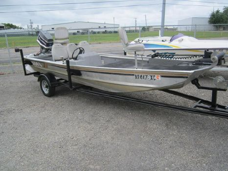 1989 Landau Boat Co 17