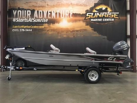 2017 G3 Boats Eagle 160 PFX