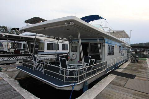 1985 Sumerset Houseboats Sumerset