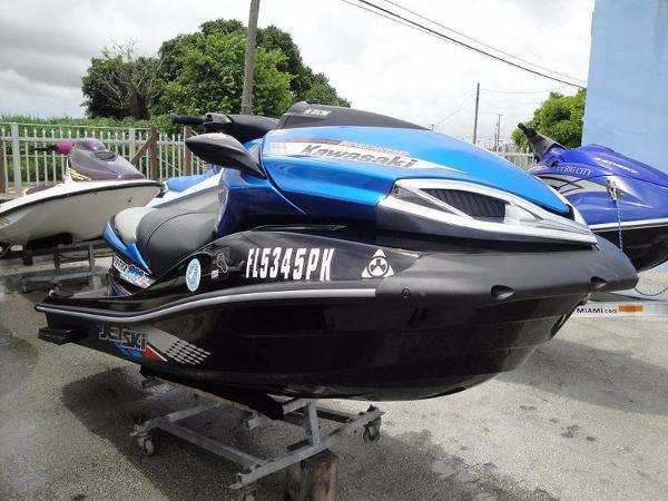 Used 2012 Kawasaki Jet Ski Ultra 300x, Miami, Fl - 33142 ...