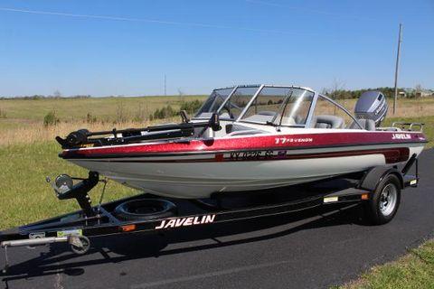 2000 Javelin 17 Venom Fish & Ski