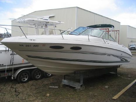 1999 Sea Ray 260 Signature