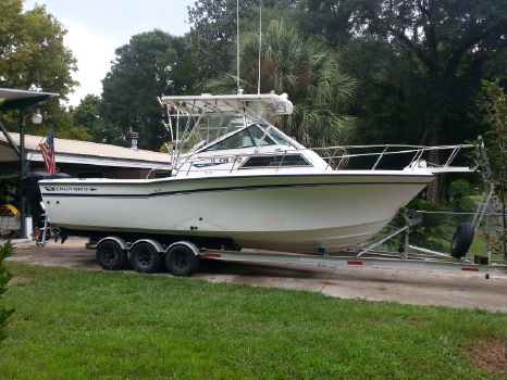1988 Grady-White 252 Sailfish