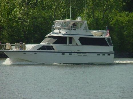 1990 Jefferson 52 Motor Yacht