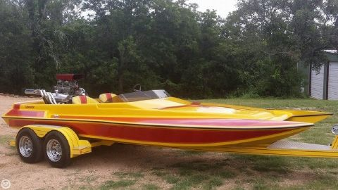 1994 Liberator 21 Drag Boat 1994 Liberator 21 Drag Boat for sale in Marble Falls, TX