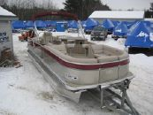 2015 Avalon 25' Catalina Entertainer