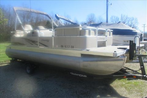 2010 Lowe PONTOON GS 202