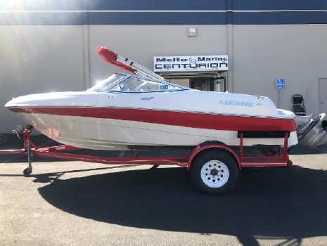 2002 Four Winns 180 Horizon