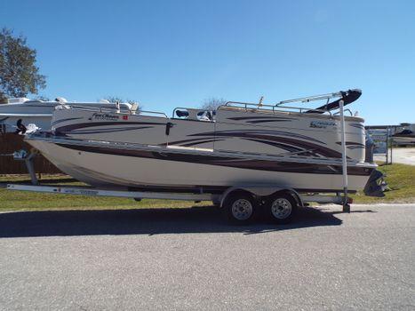 2013 Carolina Skiff 22 Deck Boat