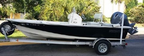 2015 Frontier Boats 180
