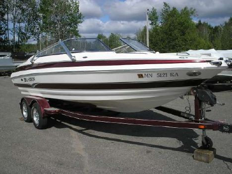 2006 Larson LXi 228 IO