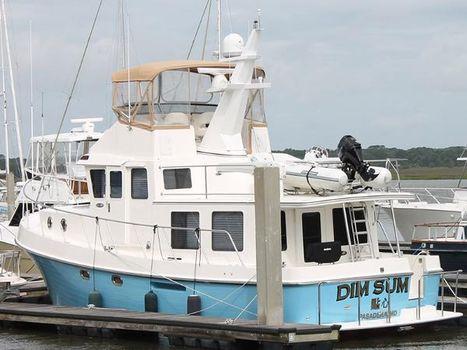 2009 American Tug 435 Profile
