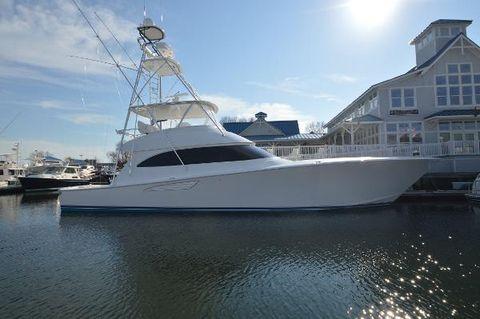 2016 Viking Boats 62 Convertible - In Stock