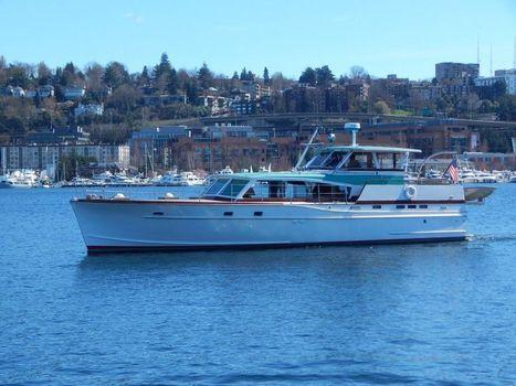 1963 Matthews 52' Flush Deck Motoryacht