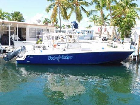 2004 Sea Vee 340 Open Profile