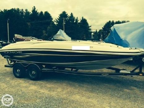 2008 Tahoe 215 OB 2008 Tahoe 215 OB for sale in Nahua, NH