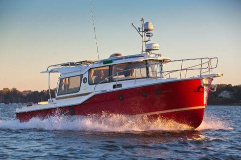 2018 Ranger Tugs R-29 Sedan Luxury Edition In Stock