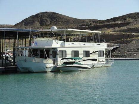1988 Lazy Days 60' Houseboat