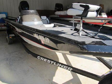 2013 Crestliner TC 18
