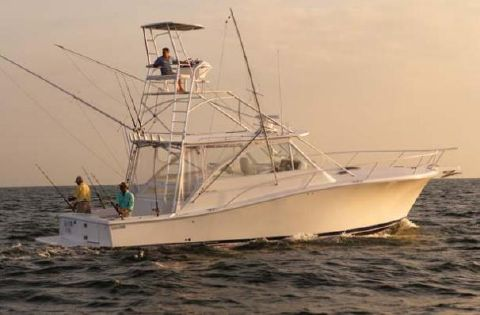 2006 Luhrs 41 Open Manufacturer Provided Image