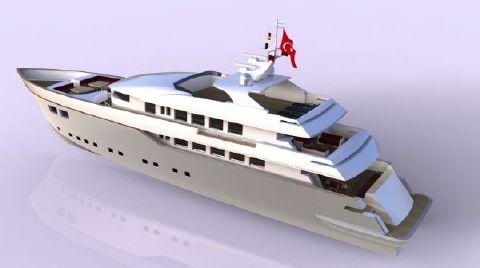 2011 Nedship Custom Build Luxury Megayacht