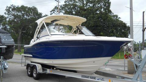 2018 Scout Boat Company 255 Dorado