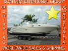 2005 Sea Ray  270 Amberjack - 332 hrs arch