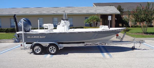 2016 Blazer Boats 2200