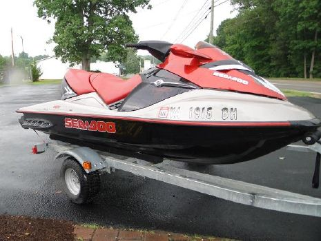2005 Bombardier Sea Doo RXT 4Tec Supercharged