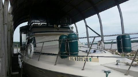 1988 Sea Ray 410 Aft Cabin