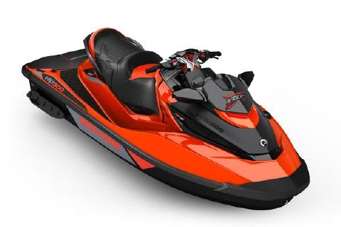 2016 Sea-Doo RXT-X 300 Manufacturer Provided Image