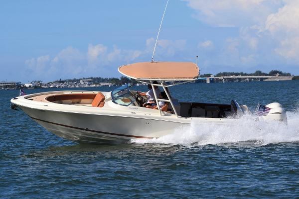 2018 Chris-Craft Calypso 30 Manufacturer Provided Image