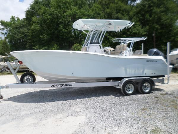 2018 Sea Fox 248 Commander