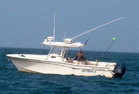 2009 Grady-White Bimini 306 Port Profile