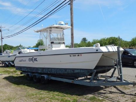 1994 SEA CAT 25 Center Console